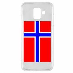 Чохол для Samsung A6 2018 Норвегія