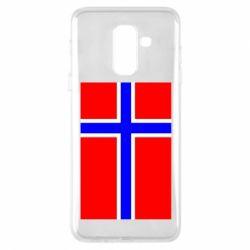 Чохол для Samsung A6+ 2018 Норвегія