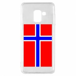 Чохол для Samsung A8 2018 Норвегія