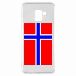 Чохол для Samsung A8+ 2018 Норвегія
