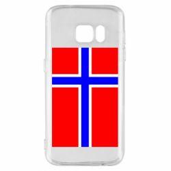 Чохол для Samsung S7 Норвегія
