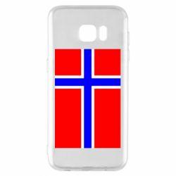 Чохол для Samsung S7 EDGE Норвегія