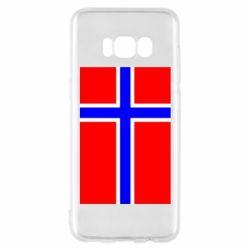 Чохол для Samsung S8 Норвегія