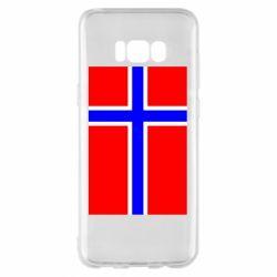 Чохол для Samsung S8+ Норвегія