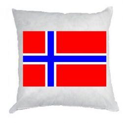 Подушка Норвегия - FatLine