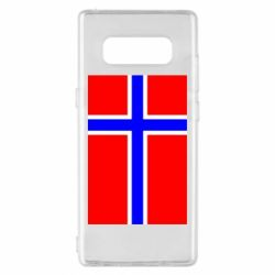 Чохол для Samsung Note 8 Норвегія