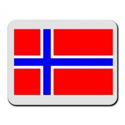 Коврик для мыши Норвегия - FatLine