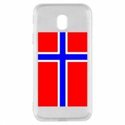 Чохол для Samsung J3 2017 Норвегія
