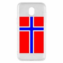 Чохол для Samsung J5 2017 Норвегія
