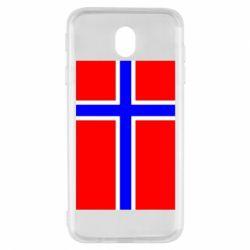Чохол для Samsung J7 2017 Норвегія