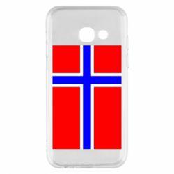 Чохол для Samsung A3 2017 Норвегія