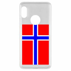 Чохол для Xiaomi Redmi Note 5 Норвегія