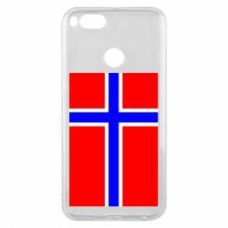 Чохол для Xiaomi Mi A1 Норвегія