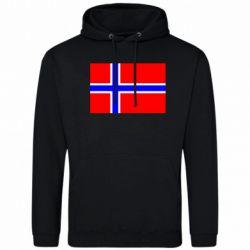Толстовка Норвегия - FatLine