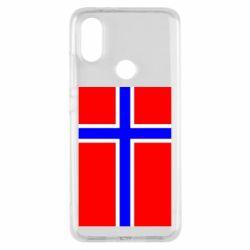 Чохол для Xiaomi Mi A2 Норвегія