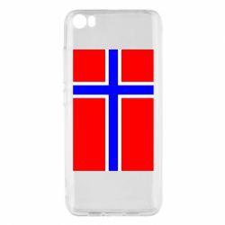 Чохол для Xiaomi Mi5/Mi5 Pro Норвегія