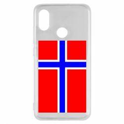 Чохол для Xiaomi Mi8 Норвегія