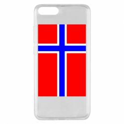 Чохол для Xiaomi Mi Note 3 Норвегія