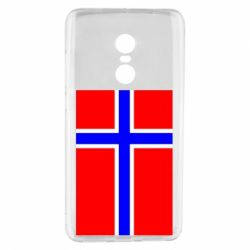 Чохол для Xiaomi Redmi Note 4 Норвегія