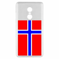 Чохол для Xiaomi Redmi Note 4x Норвегія