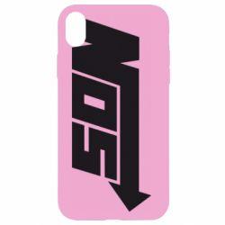 Чехол для iPhone XR Nos