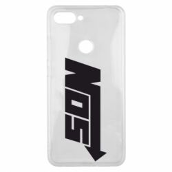 Чохол для Xiaomi Mi8 Lite Nos