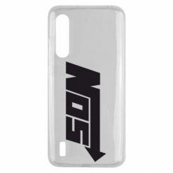 Чохол для Xiaomi Mi9 Lite Nos