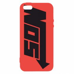 Чехол для iPhone5/5S/SE Nos