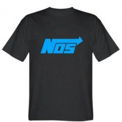 Мужская футболка Nos