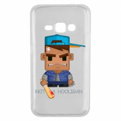 Чохол для Samsung J1 2016 Not a hooligan
