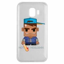 Чохол для Samsung J2 2018 Not a hooligan