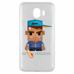 Чохол для Samsung J4 Not a hooligan