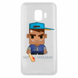 Чохол для Samsung J2 Core Not a hooligan