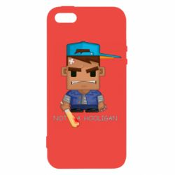 Чохол для iphone 5/5S/SE Not a hooligan