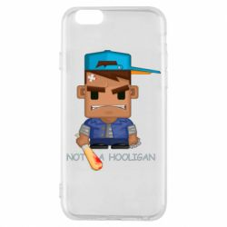 Чохол для iPhone 6/6S Not a hooligan