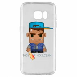 Чохол для Samsung S7 Not a hooligan