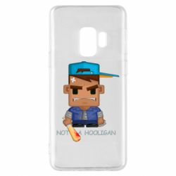 Чохол для Samsung S9 Not a hooligan
