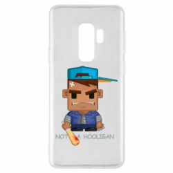 Чохол для Samsung S9+ Not a hooligan