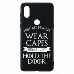 Чехол для Xiaomi Mi Mix 3 Not all heroes wear capes