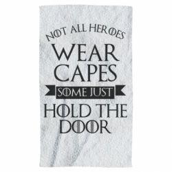 Полотенце Not all heroes wear capes