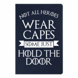Блокнот А5 Not all heroes wear capes