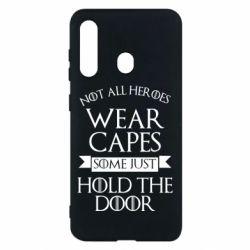 Чехол для Samsung M40 Not all heroes wear capes