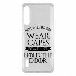 Чохол для Xiaomi Mi A3 Not all heroes wear capes