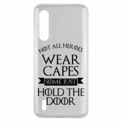 Чехол для Xiaomi Mi9 Lite Not all heroes wear capes