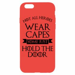 Чехол для iPhone 6/6S Not all heroes wear capes