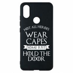 Чехол для Xiaomi Mi A2 Not all heroes wear capes