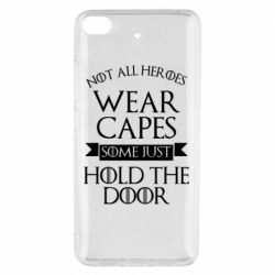 Чехол для Xiaomi Mi 5s Not all heroes wear capes