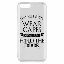 Чехол для Xiaomi Mi6 Not all heroes wear capes