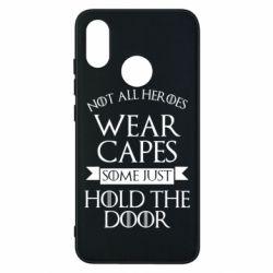 Чехол для Xiaomi Mi8 Not all heroes wear capes