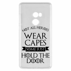 Чехол для Xiaomi Mi Mix 2 Not all heroes wear capes